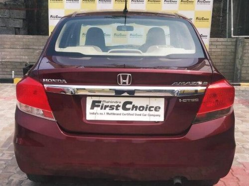 Used 2014 Honda Amaze S i-Dtech MT for sale in Kanchipuram