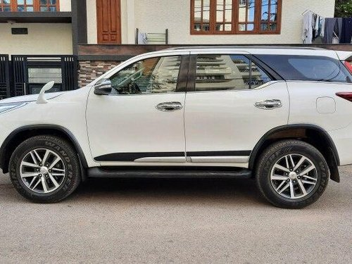 2016 Toyota Fortuner 2.8 4WD MT in Bangalore