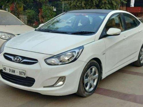 Hyundai Verna 1.6 CRDI 2012 MT for sale in Guwahati