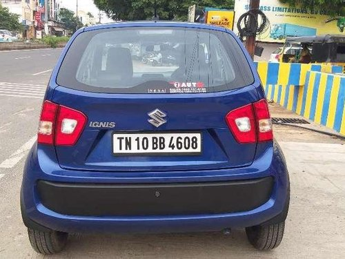 2018 Maruti Suzuki Ignis 1.2 Delta MT for sale in Pondicherry