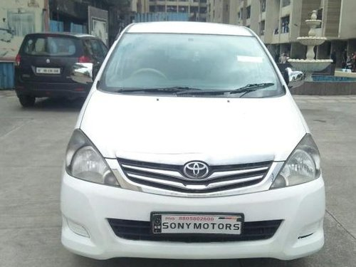 2010 Toyota Innova 2.5 G (Diesel) 7 Seater BS IV MT in Thane