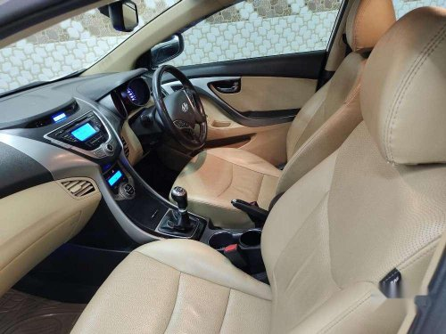 Hyundai Elantra CRDi Leather, 2014, Diesel MT in Jamshedpur