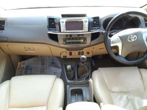 2013 Toyota Fortuner 4x2 MT For sale in Chandigar