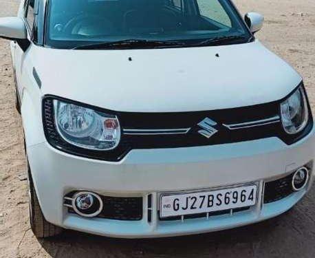 2018 Maruti Suzuki Ignis 1.2 Delta MT in Ahmedabad
