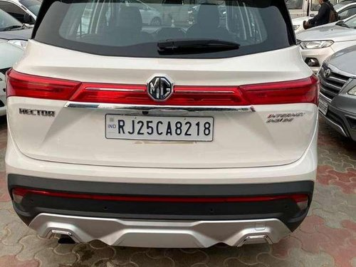 Used 2020 MG Hector MT for sale in Jaipur