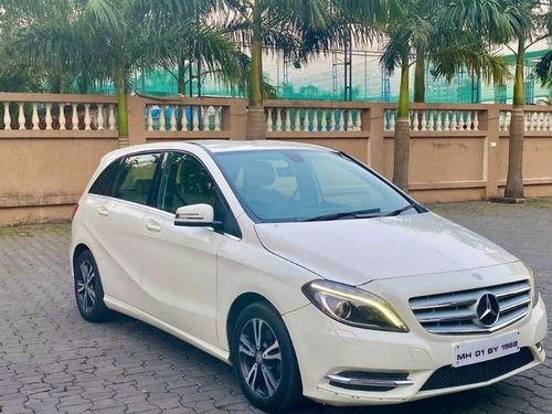 Used 2015 Mercedes Benz B Class Diesel AT in Mumbai