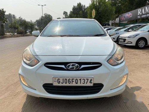 2014 Hyundai Fluidic Verna MT for sale in Vadodara