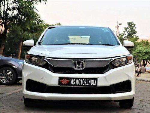 2019 Honda Amaze S i-Dtech MT in Kolkata