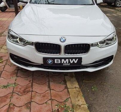 2017 BMW 3 Series 320d M Sport AT in Indore