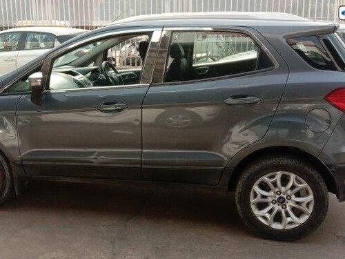 Used 2017 Ford EcoSport 1.5 Petrol Titanium MT in New Delhi