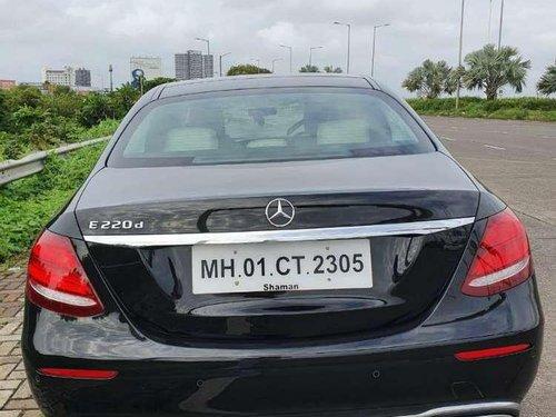 Mercedes Benz E Class 2017 AT for sale in Goregaon