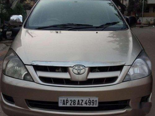 Toyota Innova 2.0 VX 8 STR, 2008, Diesel MT in Hyderabad