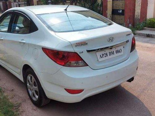 Used 2012 Hyundai Fluidic Verna MT in Hyderabad
