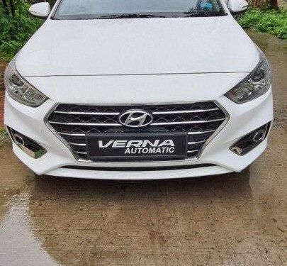 2018 Hyundai Verna CRDi 1.6 SX Plus AT in Indore