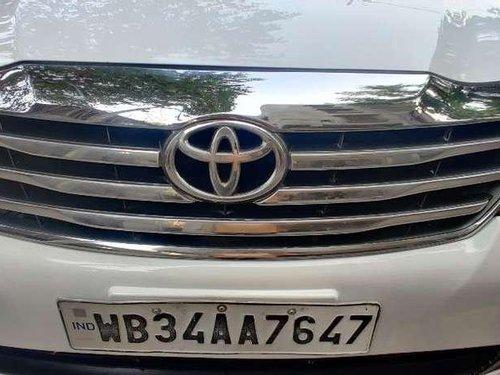 Toyota Fortuner 2012 MT for sale in Kolkata