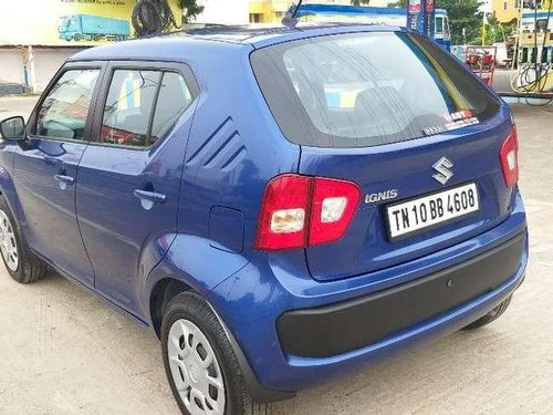 2018 Maruti Suzuki Ignis 1.2 Delta MT for sale in Pondicherry-4
