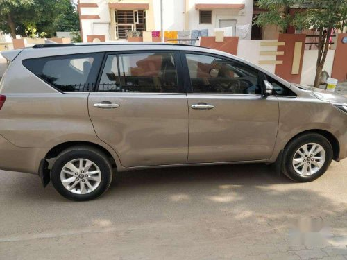 2017 Toyota Innova Crysta MT for sale in Ahmedabad