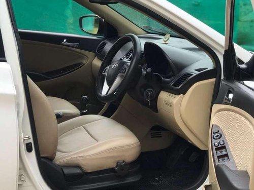 2014 Hyundai Fluidic Verna MT in Hyderabad