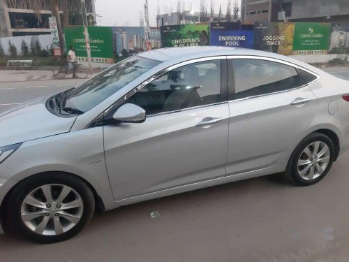 Used 2011 Hyundai Verna 1.6 CRDI MT in Chandigarh