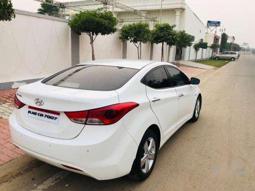 Hyundai Elantra 1.6 SX 2012 MT for sale in Jaipur