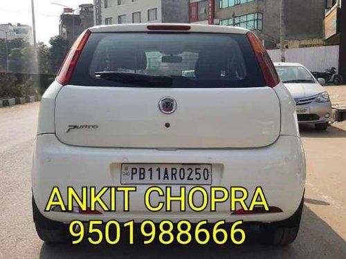 Fiat Punto Dynamic 1.2, 2010, Petrol MT in Chandigarh