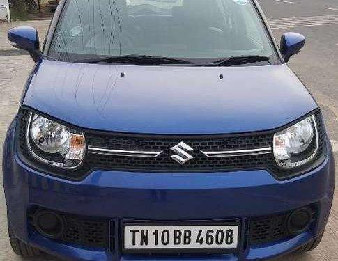 2018 Maruti Suzuki Ignis 1.2 Delta MT for sale in Pondicherry