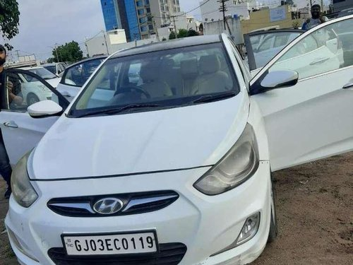 2011 Hyundai Fluidic Verna MT for sale in Bhavnagar