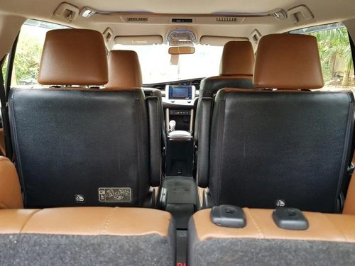 2018 Toyota Innova Crysta 2.8 ZX BSIV AT in Mumbai