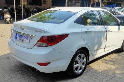 2013 Hyundai Verna 1.6 CRDi EX AT in Mumbai