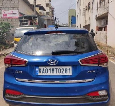 2019 Hyundai i20 Asta MT for sale in Bangalore