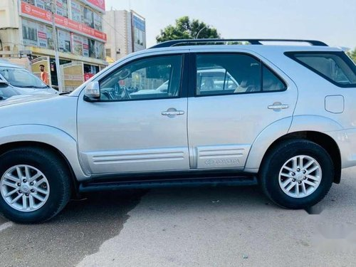 2012 Toyota Fortuner MT for sale in Chandigarh