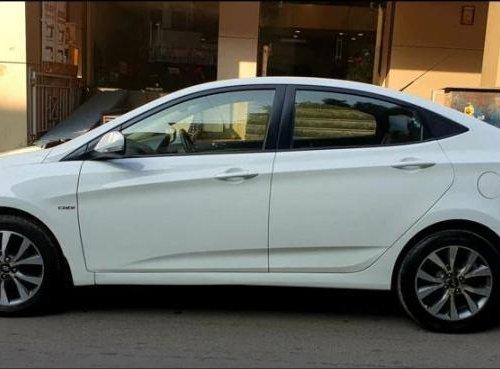 2014 Hyundai Verna SX CRDi AT in Pune