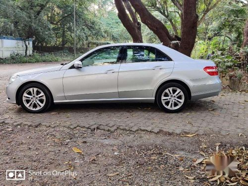 2014 Mercedes Benz E Class AT for sale in Mumbai
