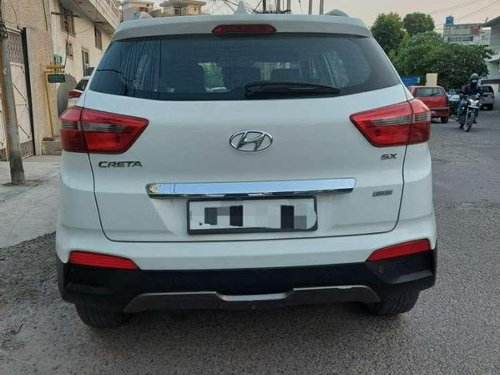Used 2016 Hyundai Creta 1.6 SX AT in Ludhiana