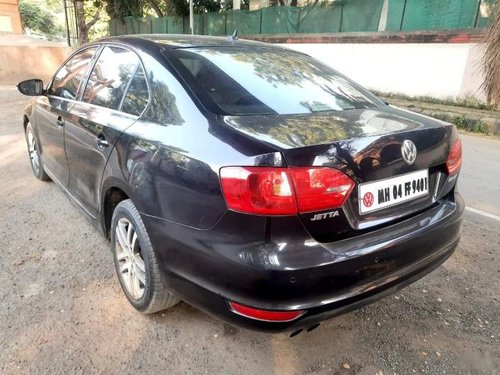 Used 2012 Volkswagen Jetta MT for sale in Nagpur