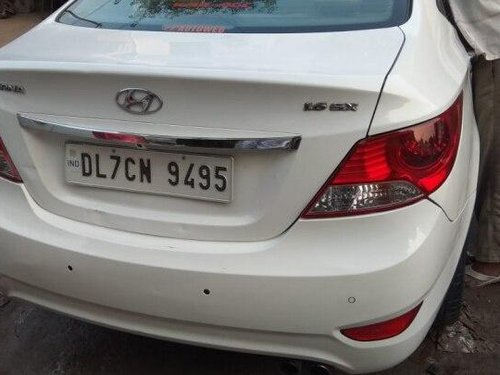 2013 Hyundai Verna SX Diesel AT in New Delhi