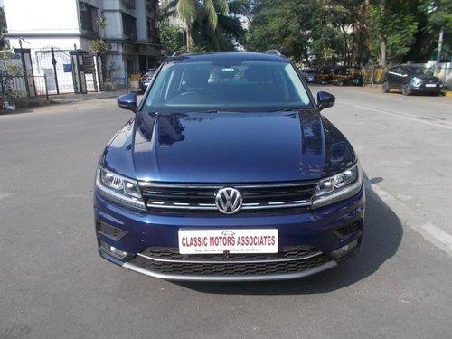 Used 2018 Volkswagen Tiguan 2.0 TDI Highline AT in Mumbai