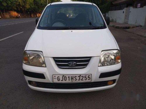 Used Hyundai Santro 2009 MT for sale in Ahmedabad