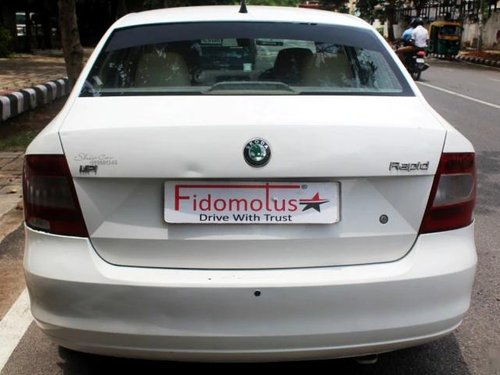 Skoda Rapid 1.6 MPI Active 2012 MT for sale in New Delhi