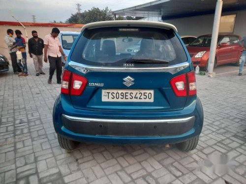 2017 Maruti Suzuki Ignis 1.2 Zeta MT in Hyderabad