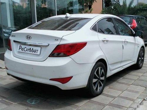 Hyundai Verna 1.6 VTVT S 2016 MT for sale in Bangalore