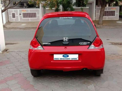 2017 Honda Brio MT for sale in Tiruppur