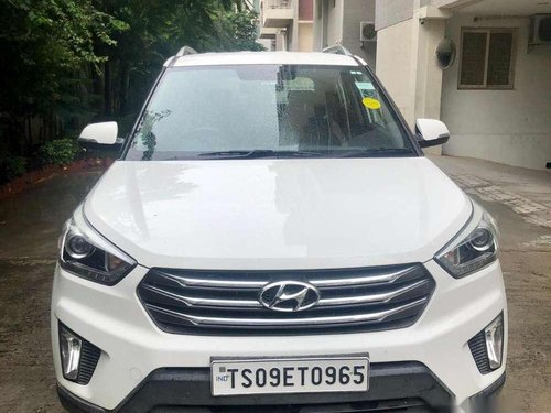 Used Hyundai Creta 1.6 SX 2017 AT for sale in Hyderabad