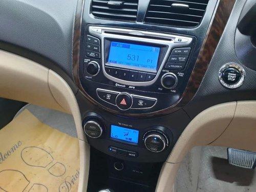 Hyundai Verna 1.6 SX 2013 AT for sale in Mumbai