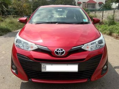 2018 Toyota Yaris G CVT AT in Bangalore