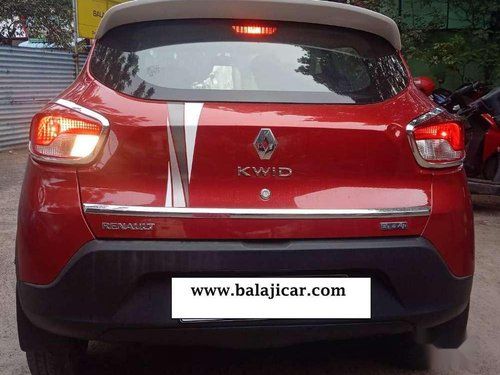 Renault KWID RXT 2016 MT for sale in Chennai