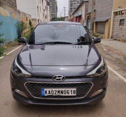 2017 Hyundai i20 1.4 Asta Option MT in Bangalore