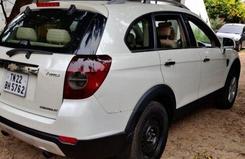 Used 2010 Chevrolet Captiva LTZ VCDi AT for sale in Chennai