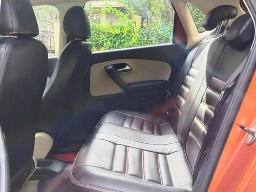 2015 Volkswagen Polo Petrol Highline 1.2L MT in Bangalore