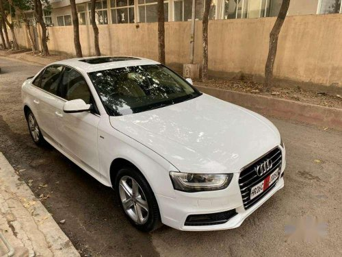 Used 2013 Audi A4 2.0 TDI AT in Chandigarh